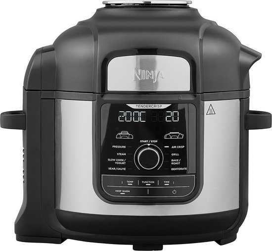 Ninja OP500EU XXL- Ninja Foodi 3-in-1 Multicooker 7,5 liter