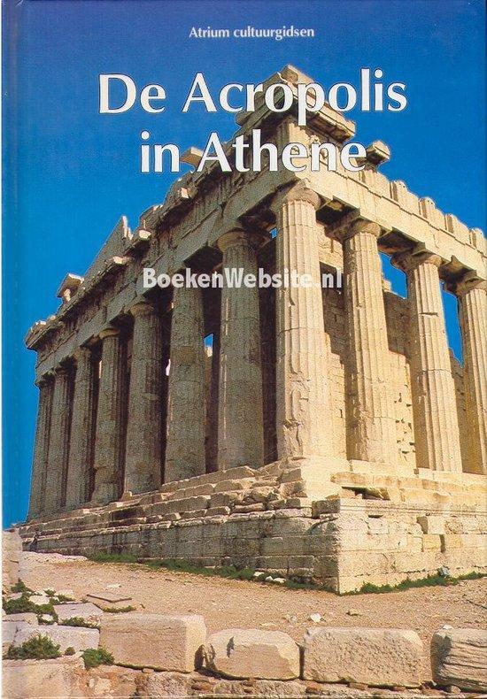 Atrium cultuurgids acropolis in athene - Degrassi |