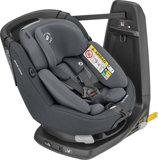 Maxi Cosi AxissFix Plus autostoel - Authentic Graphite