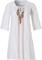 Pastunette Beach Dress Wit 16201-149-2/100-XXL