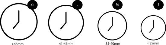 Samsung Galaxy Watch - Smartwatch - Zilver - 46mm