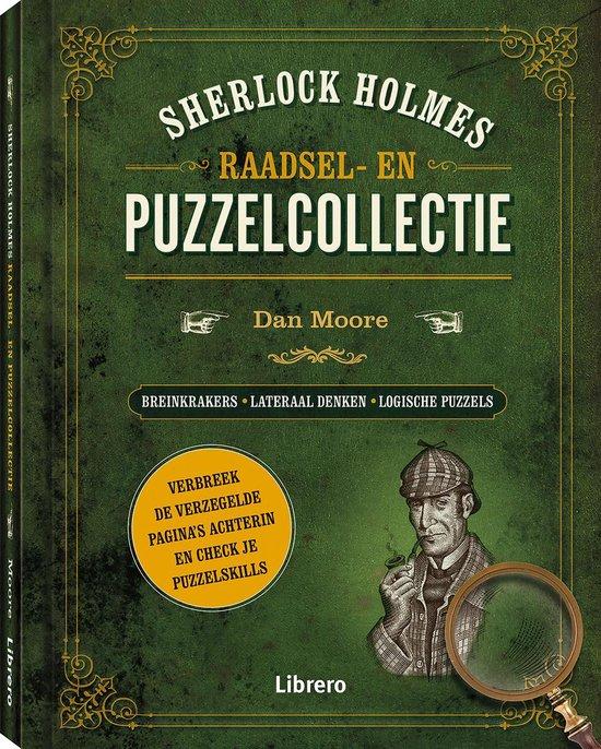 Afbeelding van Sherlock Holmes raadsel- en puzzelcollectie