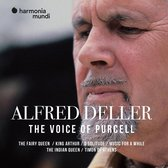 Alfred Deller The Voice Of Purcell