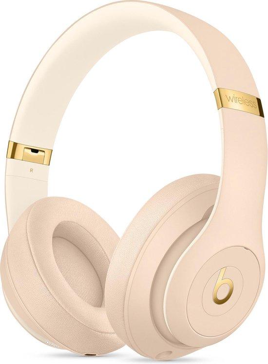 Apple Beats Studio3 Headset Hoofdband Goud