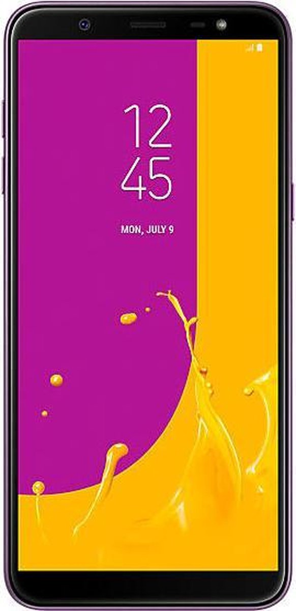 Samsung Galaxy J8 Duos - 32GB - Purple kopen