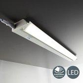 B.K.Licht - Maia LED Onderbouw verlichting - kastverlichting - keuken lamp - kantelbaar - 8,5W - wit