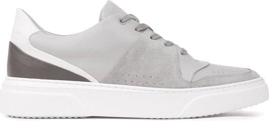 KEA CIME LOW Lt Grey - Leather Plain - 46