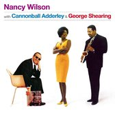 With Adderley, Cannonball & George Shearing