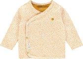 Noppies Unisex Overslagshirt Hannah - Honey Yellow - Maat 62