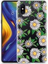 Xiaomi Mi Mix 3 Hoesje Madeliefjes