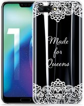 Huawei Honor 10 Hoesje Made for queens