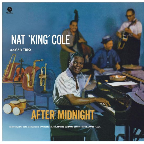 Nat King Cole - After Midnight -Hq-