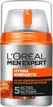 L'Oréal Men Expert Hydra Energetic 24h Gezichtscrème - 50 ml