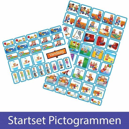 Afbeelding van het spel Startset pictogrammen jongen