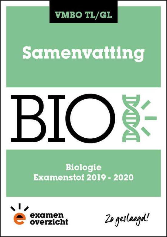 ExamenOverzicht - Samenvatting Biologie VMBO TL/GL - ExamenOverzicht | Readingchampions.org.uk