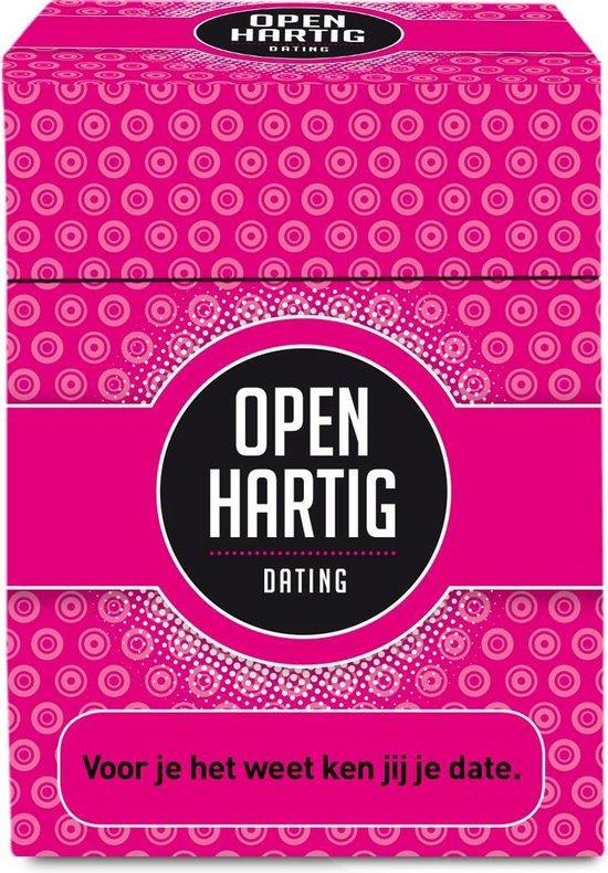Openhartig Dating - kaartspel