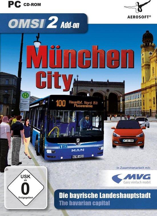 Munchen City (OMSI 2 Add-On) (PC)