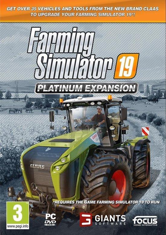 Farming Simulator 19 Platinum Expansion Pack – PC