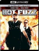 HOT FUZZ (D/F) [UHD/BD]
