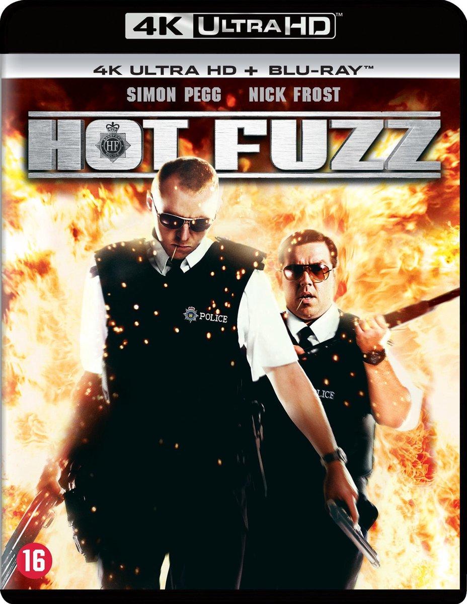 HOT FUZZ (D/F) [UHD/BD]-