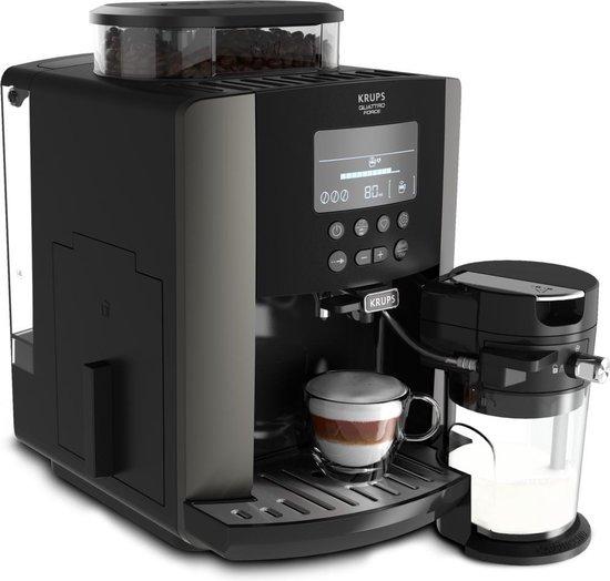 Krups Arabica Latte EA819E - Espressomachine