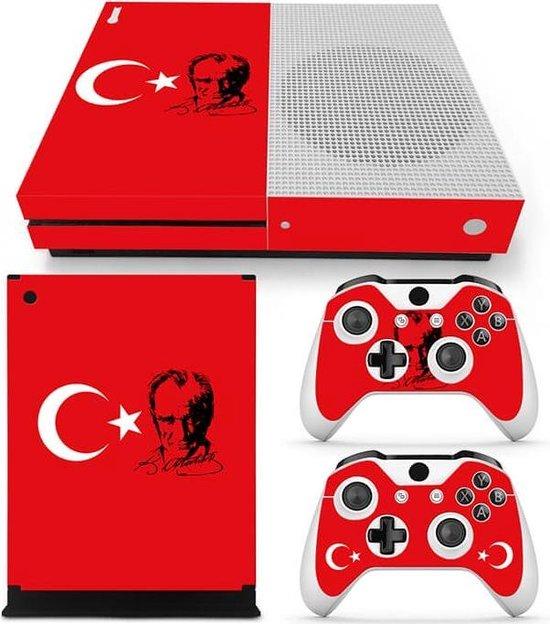 Turkije – Xbox One S skin