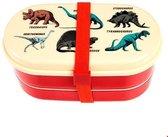 Lunchbox / Brooddoos Bento - Prehistoric Land   Rex