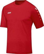 Jako Team Voetbalshirt - Voetbalshirts  - rood - 116