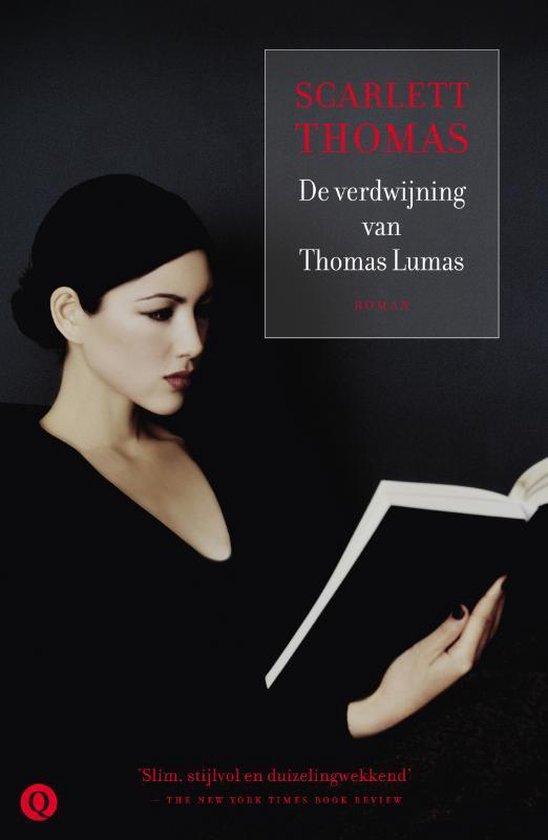 De Verdwijning Van Thomas Lumas - Scarlett Thomas pdf epub