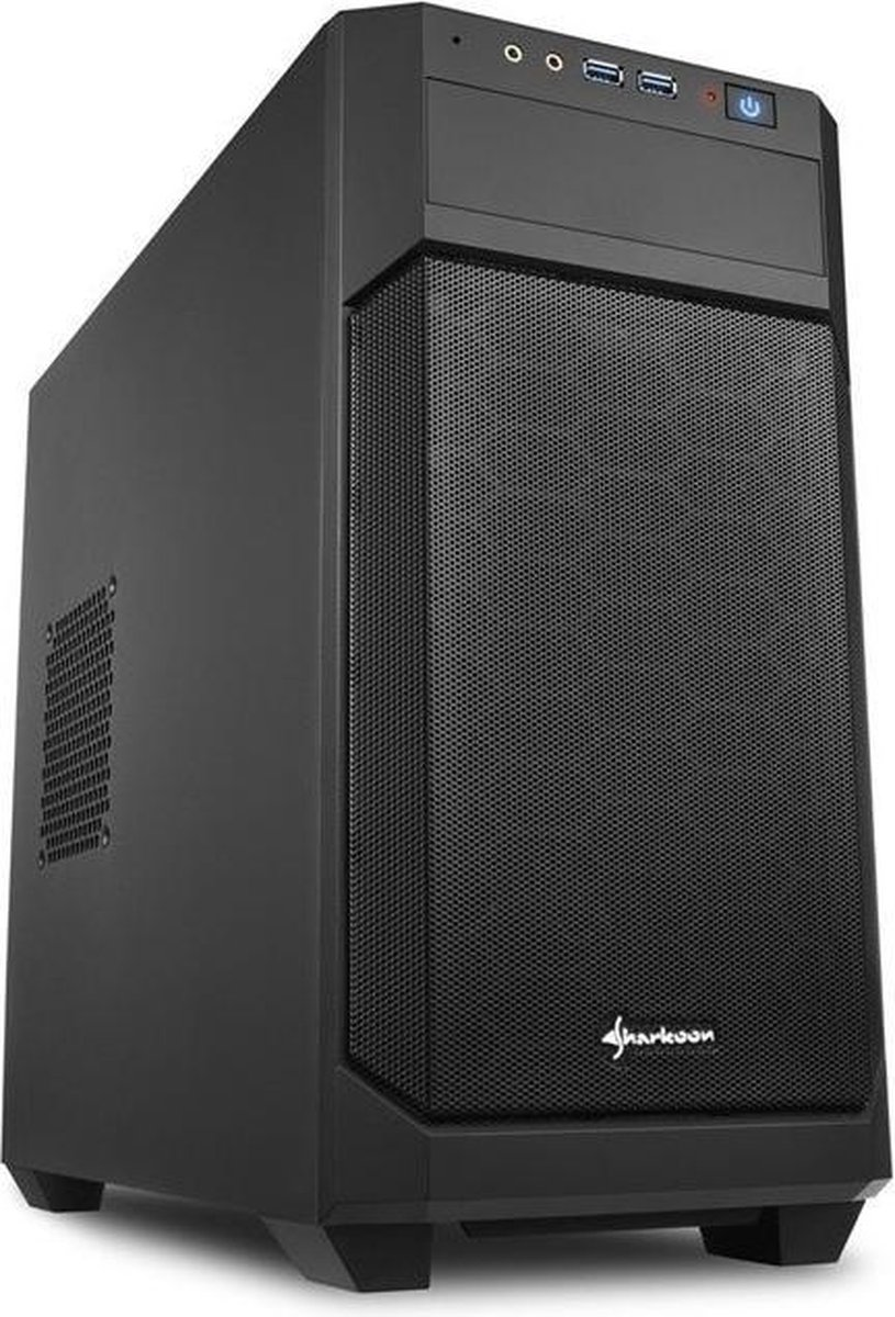 Workstation / Zakelijke PC – AMD Ryzen 5 3400G Computer – 16GB RAM – 240GB SSD + 2TB HDD