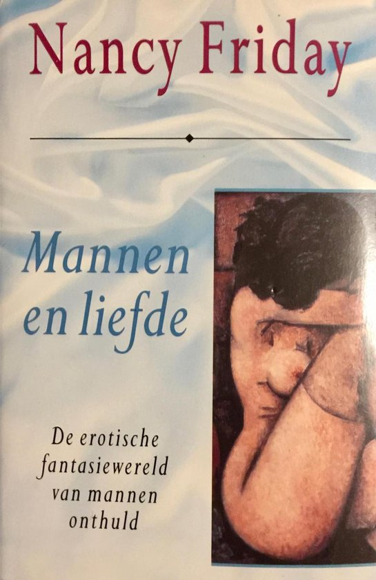 Mannen En Liefde - Nancy Friday |