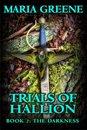 Trials of Hallion, The Darkness, book 2