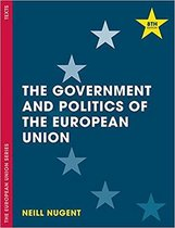 Boek cover The Government and Politics of the European Union van Neill Nugent (Paperback)