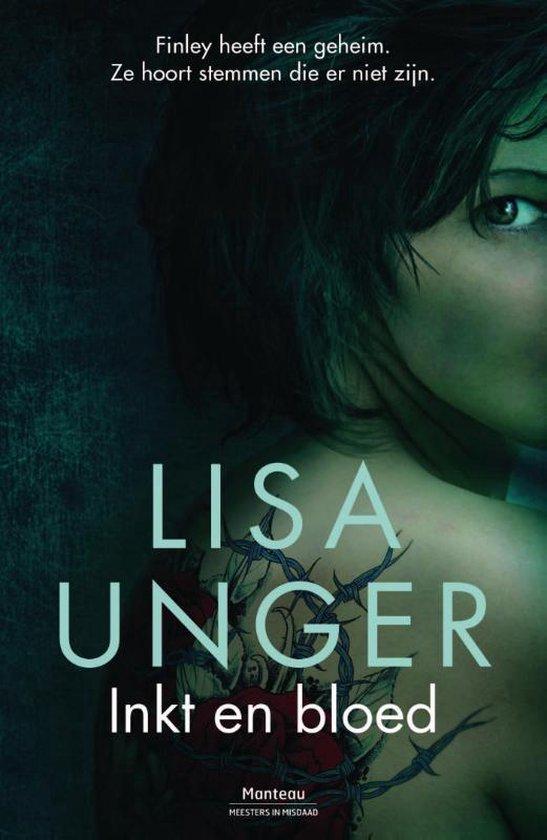 Meesters in misdaad - Inkt en bloed - Lisa Unger | Fthsonline.com