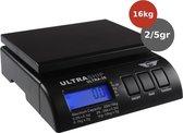MyWeigh Ultraship-35 16kg x 2gr/5gr postweegschaal