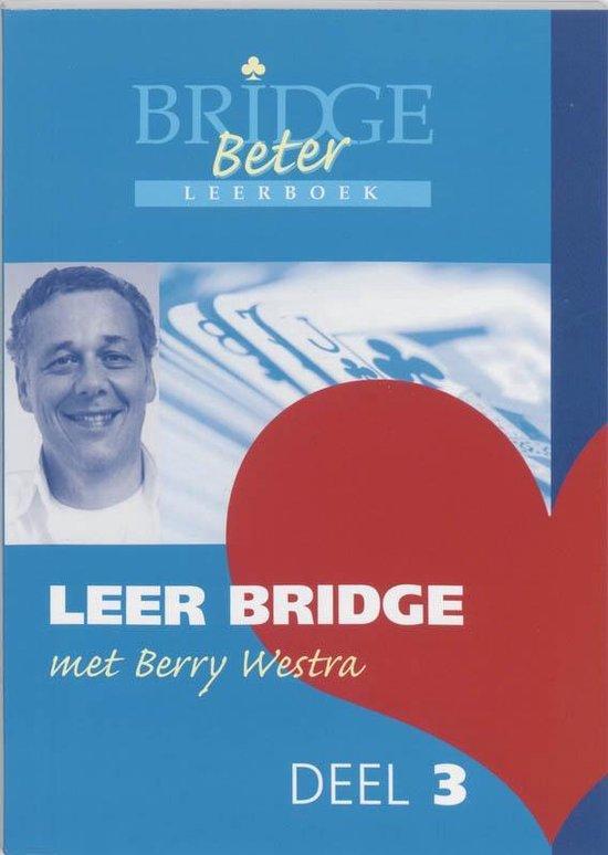 Leer bridge met Berry Westra 3 - B. Westra  