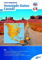 ANWB wegenatlas - Verenigde Staten/ Canada