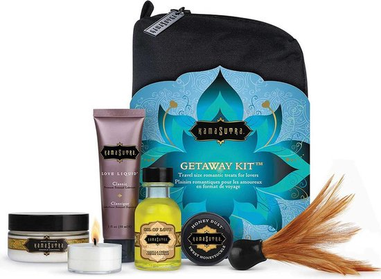 Kamasutra Getaway Kit Geschenkset