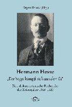 Hermann Hesse: ''Der Vogel kämpft sich aus dem Ei''. Eine dokumentarische Recherche der Krisenjahre 1916 - 1920. Korrespondenzen und Quellennachweise