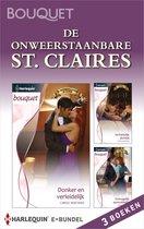 Bouquet Bundel - De onweerstaanbare St. Claires (3-in-1)