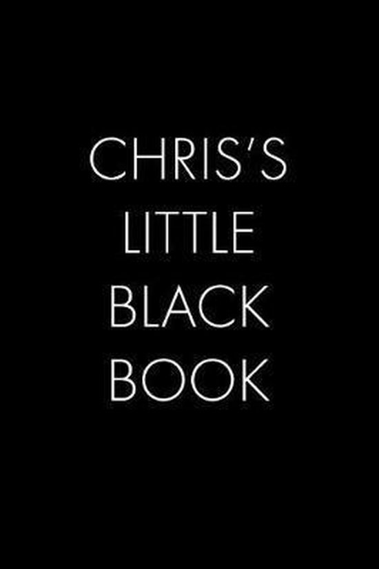 Chris's Little Black Book
