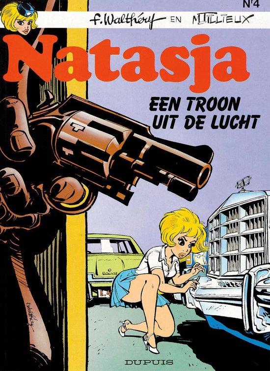 Natasja 04. een troon uit de lucht - Francois Walthéry |