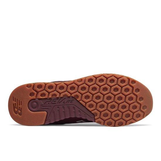 New Balance 247 Sneaker Heren  Sneakers - Maat 45 - Mannen - rood - New Balance