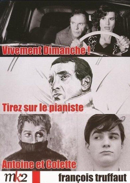 Cover van de film 'Francois Truffaut Box 3'