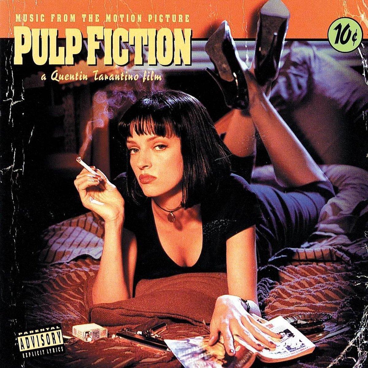 Pulp Fiction (LP+Download) - Ost
