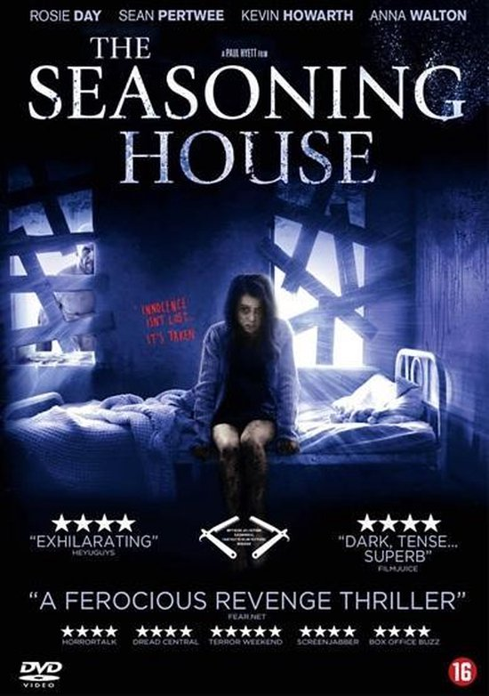 Cover van de film 'Seasoning House'