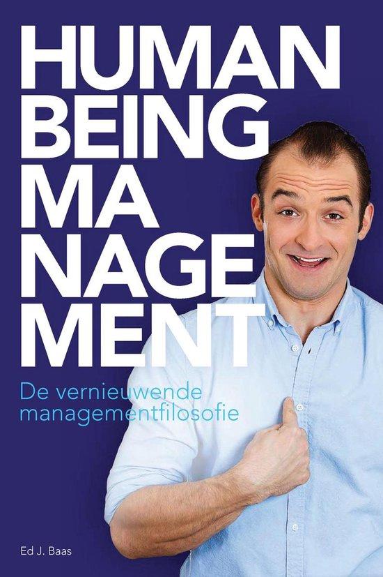 Kommareeks 1 - Human being management - Ed J. Baas |