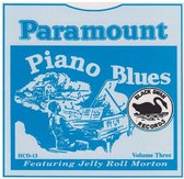 Paramount Blues # 3: Piano Blues Featuring Jelly R