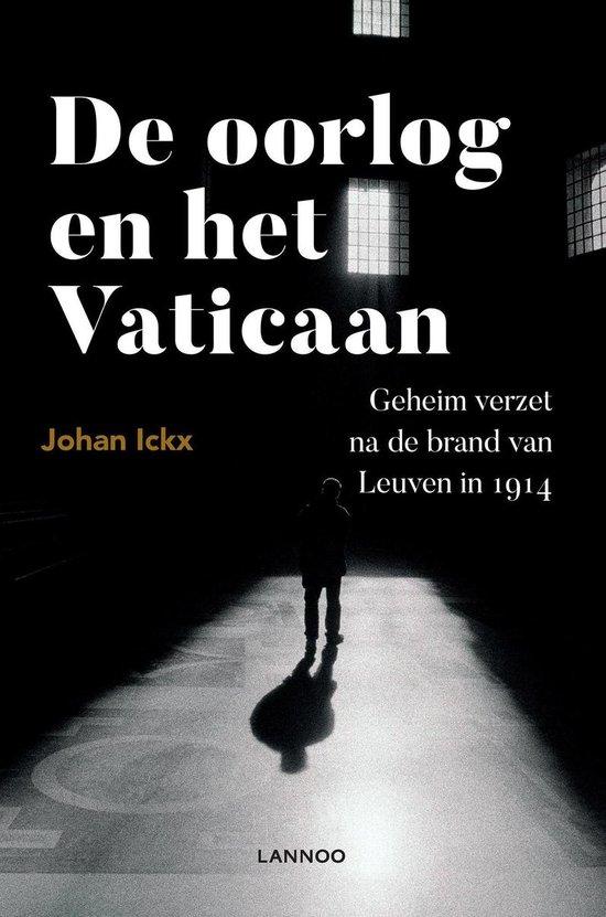 De oorlog en het Vaticaan - Johan Ickx | Fthsonline.com