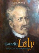 Boek cover Cornelis Lely van Cees Banning